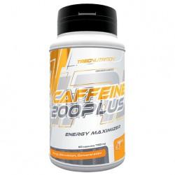 TREC NUTRITION CAFFEINE 200 PLUS - 60 caps.