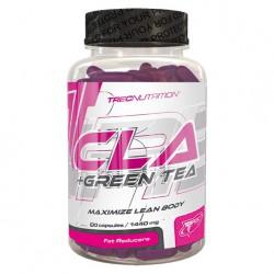 TREC NUTRITION CLA + GREEN TEA 90 caps.