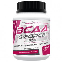 TREC NUTRITION BCAA G-FORCE (90 kaps.)