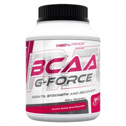 TREC NUTRITION BCAA G-FORCE (600g)