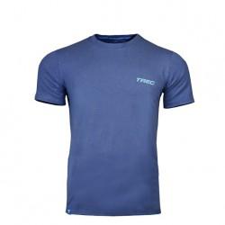 TREC WEAR Men's- SOFT TREC - T-SHIRT 003/BLUE