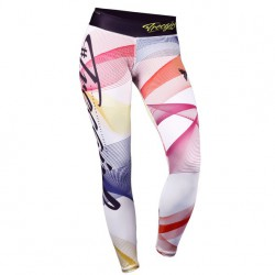 TREC WEAR WOMEN'S- TREC GIRL 005 - LEGGINS/MULTI-COLOR