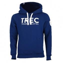 TREC WEAR MEN'S- HOODIE 035/BLUE