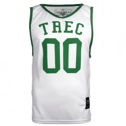 TREC WEAR MEN'S - TANK TOP - JERSEY 003/WHITE