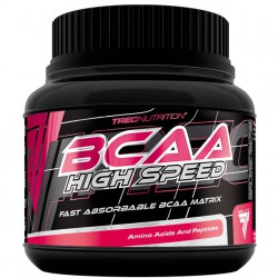 TREC NUTRITION BCAA HIGH SPEED - 130 G