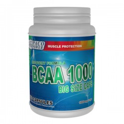 PACO POWER BCAA 2:1:1 1000 BIG SIZE CAPS (300 caps)