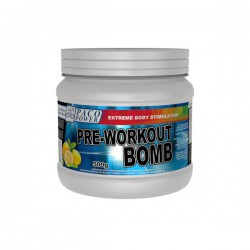 PACO POWER Pre-workout Bomb 500g