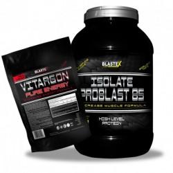 BLASTEX Isolate Problast 85 2,27 kg + VitargON 750 g GRATIS