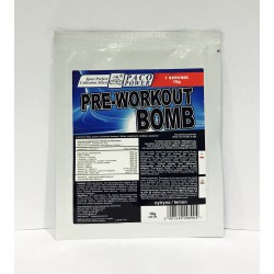 PACO POWER Pre-workout Bomb 10g