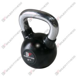 Bauer Fitness KETTLEBELLS GUMOWE 6kg