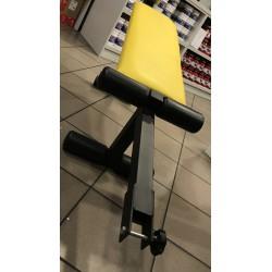 Profesjonalna ławka - dostawka do atlasu