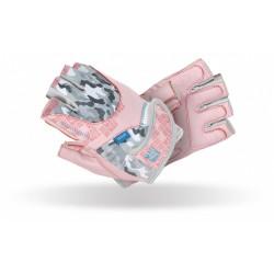 """Mad Max rękawiczki damskie różowe """"no matter"""""""