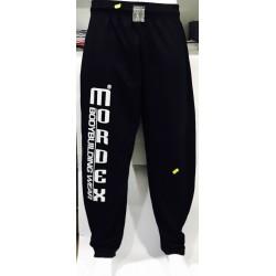 Mordex spodnie długie treningowe z napisem