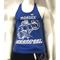 Mordex bokserka niebieska