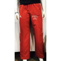 Adidas Spodnie dresowe czerwone
