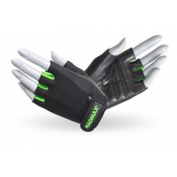 Mad Max rękawiczki damskie Rainbow - green