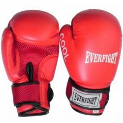 EVERFIGHT rękawice bokserskie Cool 6 oz czarne
