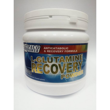 PACO POWER L-Glutamine Recovery Powder 200g