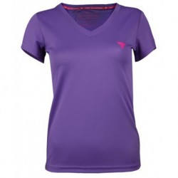 Trec Wear Girl - Koszulka CoolTrec Fuchsia