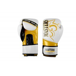 Masters Rękawice RBT Pro Tech skóra 12 0z
