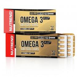 Nutrend Omega 3 plus  120 kaps. softgel
