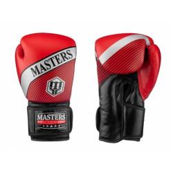 Masters rękawice bokserskie skórzane RBT 8-10 oz