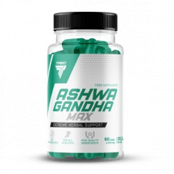 Trec Nutrition ASHWAGANDHA MAX 60cap