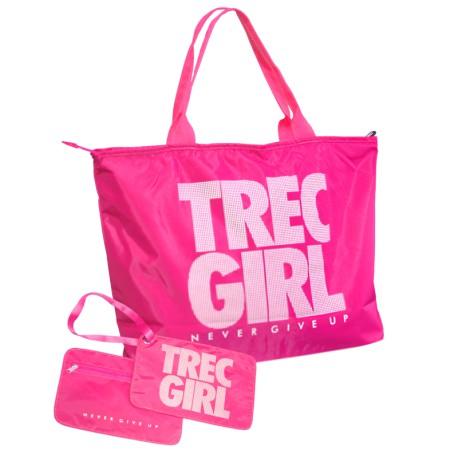 Trec Girl BAG 004  neon Pink 25 l