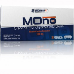 BIOGENIX Mono Creatine Mikroform 120 kaps