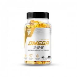 TREC NUTRITION OMEGA 3-6-9 60 caps.