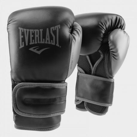 Everlast Rękawice bokserskie POWERLOCK czarne