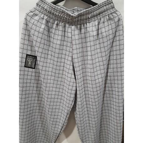Mordex spodnie długie kratka